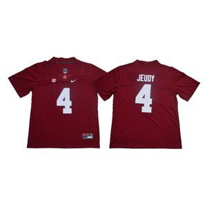 Alabama Crimson Tide Jerry Jeudy Red Jersey